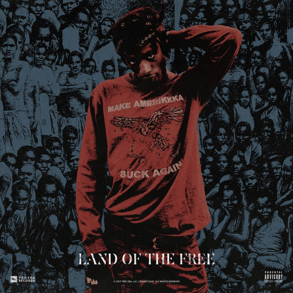 joey badass land of the free mp3 download